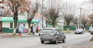 Вид на остановку 'Улица котовского'