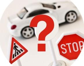 Популярные вопросы по курсу вождения